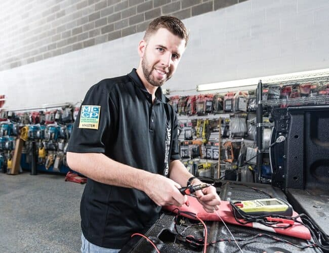 Why Choose an MECP Certified Installation Technician?