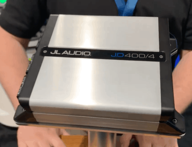 JL Audio Debut JD Amplifiers