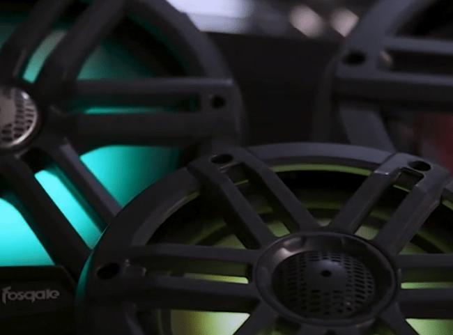 Rockford Fosgate Color Optix™ Marine Speakers