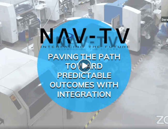 NAV-TV   Paving the Path Toward Predictable Outcomes with Integration