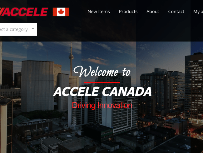 Accele Electronics Introduces Driving Innovation For Northern Neighbors