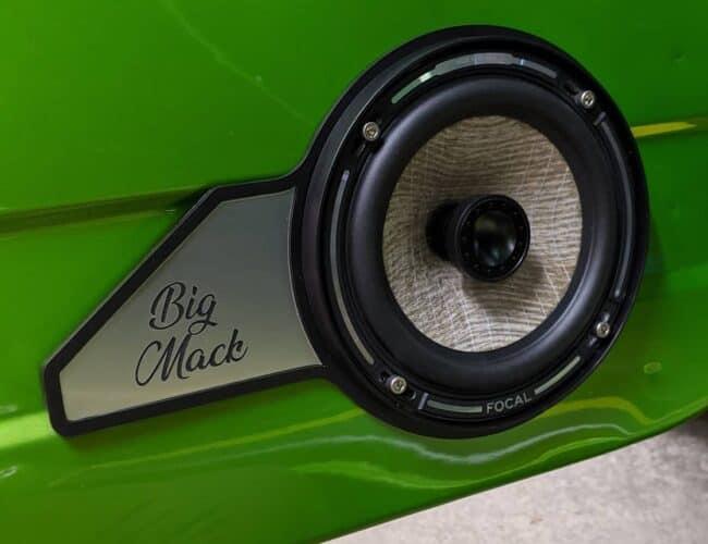 Brian Reimer Audio | Big Mack Chevy x Focal
