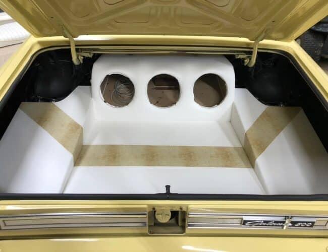 Sudbury Car Audio   1964 Ford Galaxie 500