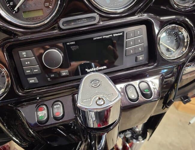 Audio Crew | Harley Davidson x Rockford Fosgate