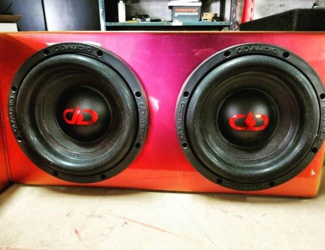 Shazam's Audio Concepts | DD Audio F-150