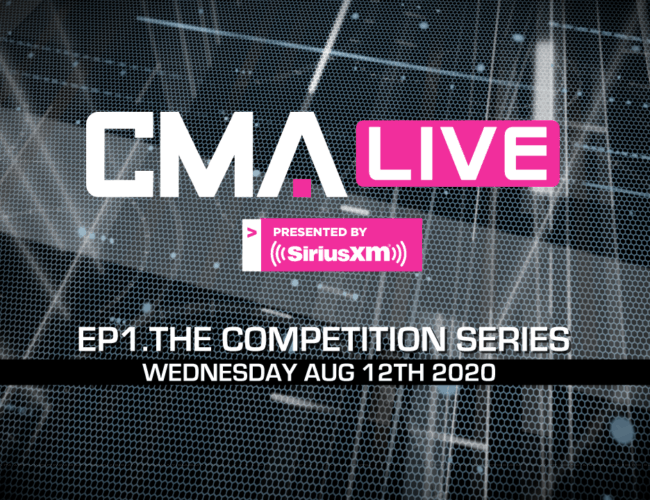 CMA LIVE | Episode 1 | The Competition Series