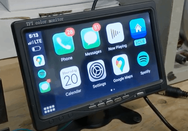 Apple CarPlay + Android Auto for ANY Vehicle!!