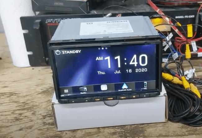 Kenwood DDX9707S   Camera Inputs Explained