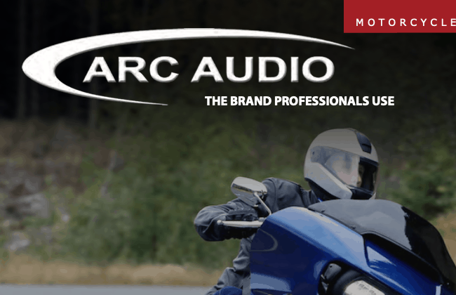 2020 ARC Audio | Motorcycle Catalogue