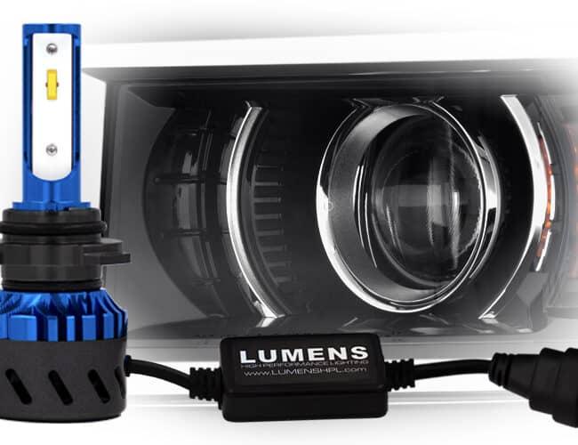 LUMENS Sportline LEDs
