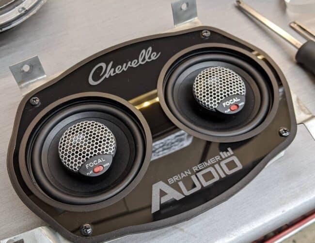 Brian Reimer Audio   Slick 73 Chevelle
