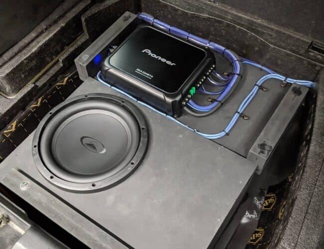 Brian Reimer Audio | '02 Subaru Forester