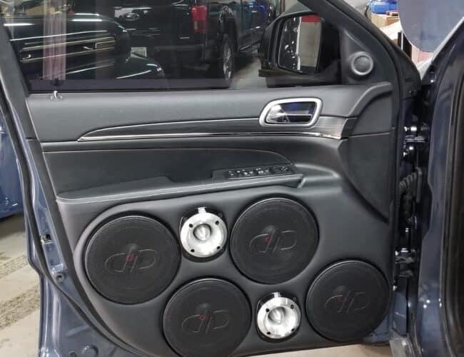 Shazam Audio Concepts | Project Jeep