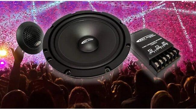 Product Spotlight: ARC Audio X2 6.2 Component Speakers
