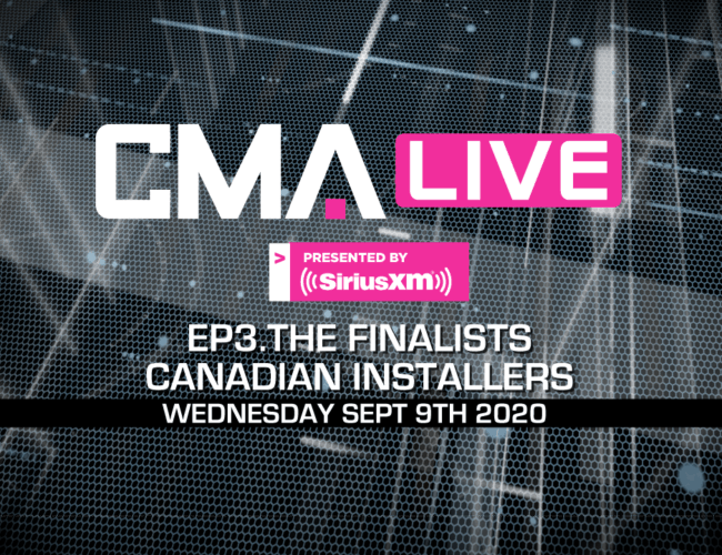 CMA LIVE | Episode 3 | The Finalists: Canadian Installers