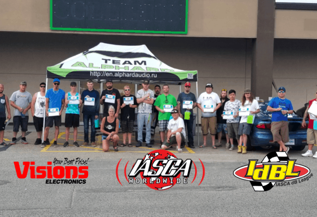 IASCA | August 22nd | Visions Electronics | Alberta