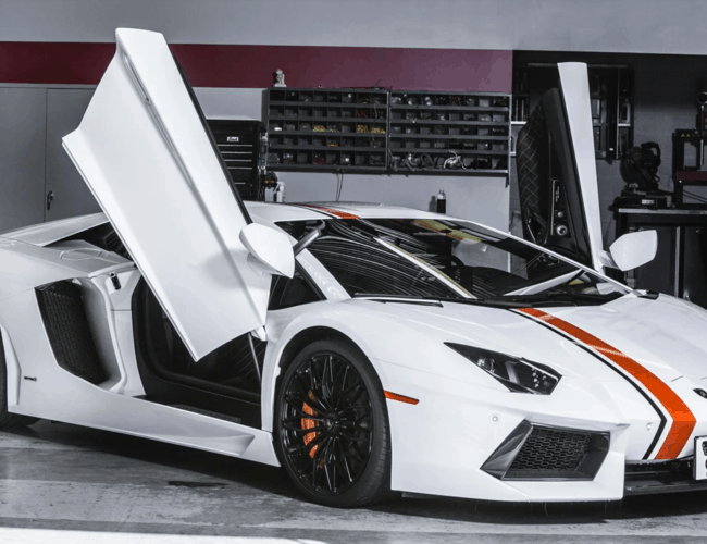 Inc Ridez | 2016 Lamborghini Aventador