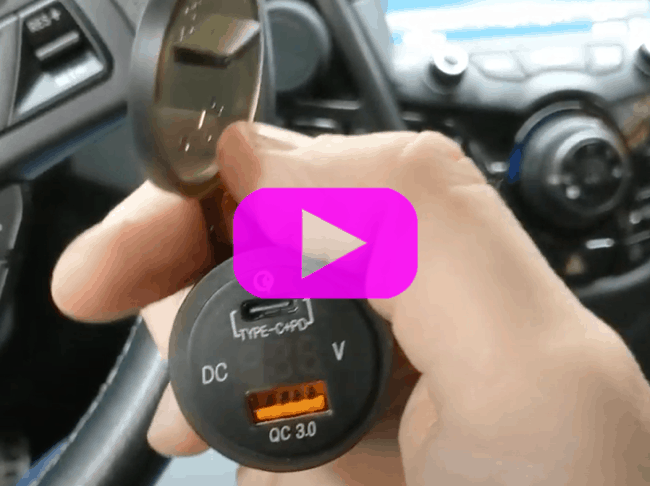 Ultimate USB Port for your car