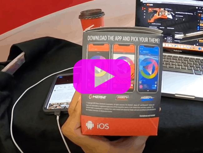 Installing Metra's RGB Rock Light Kit