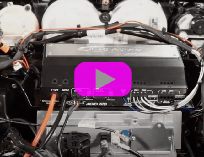 How To Install A Motorcycle Performance Audio Kit (M.P.A.K.)