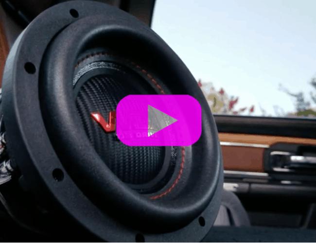DB Drive WDX G1 6.5″ Sub Free Air