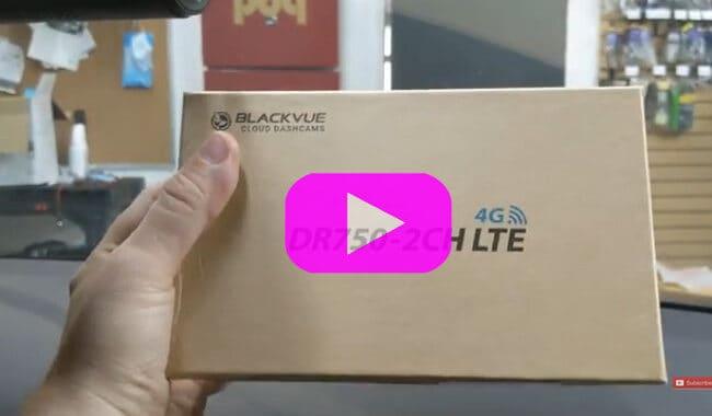 Lockdown Security | Blackvue DR750-2CHLTE