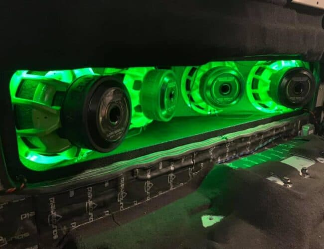 Andres Car Audio | '15 Nissan Titan