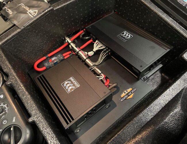 Sudbury Car Audio   '18 Dodge Challenger