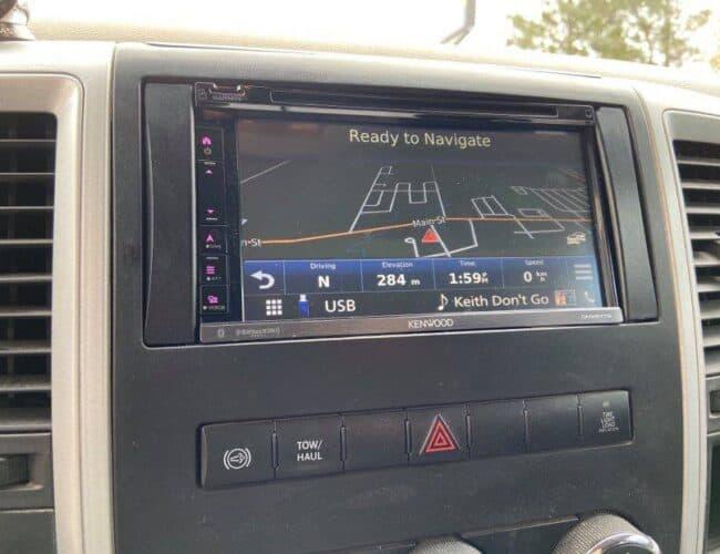 Sudbury Car Audio   Dodge Ram