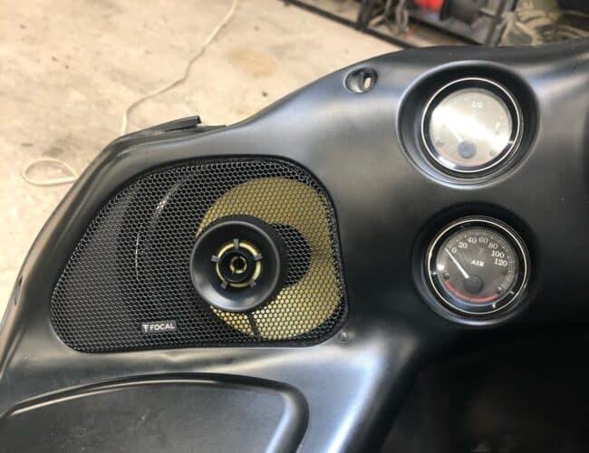 Milton Car Audio | Focal Harley Davidson