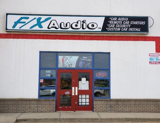 F/X Audio Ltd. | Dealer Profile | Spruce Grove, AB