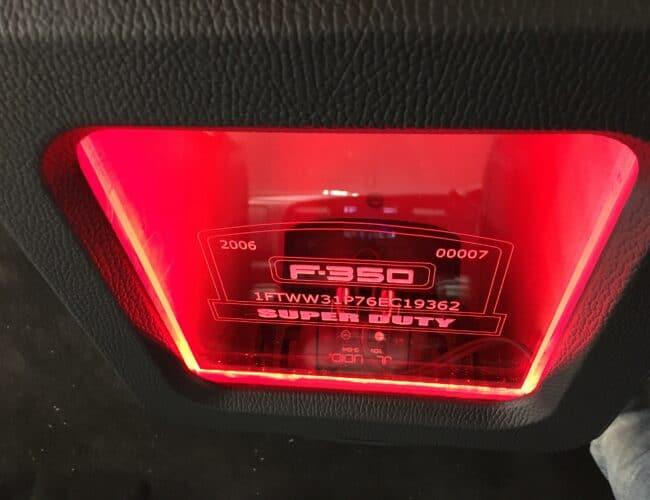 Vibe Car Audio |2006 Ford F-350 Harley Edition