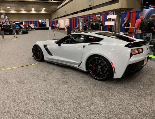 Certified Autosound & Security | 2018 z06 Corvette