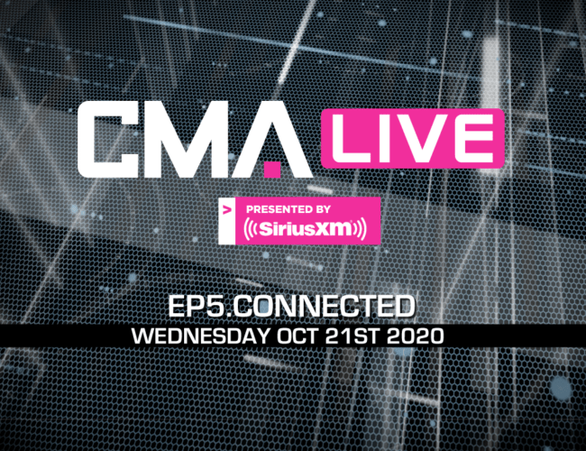 CMA LIVE | Episode 5 | CONNECTED