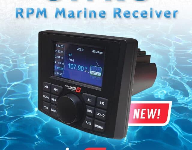 Cerwin Vega | CMR3 Marine Receiver