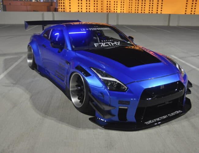 Trick Factory Customs | 2012 Nissan GTR