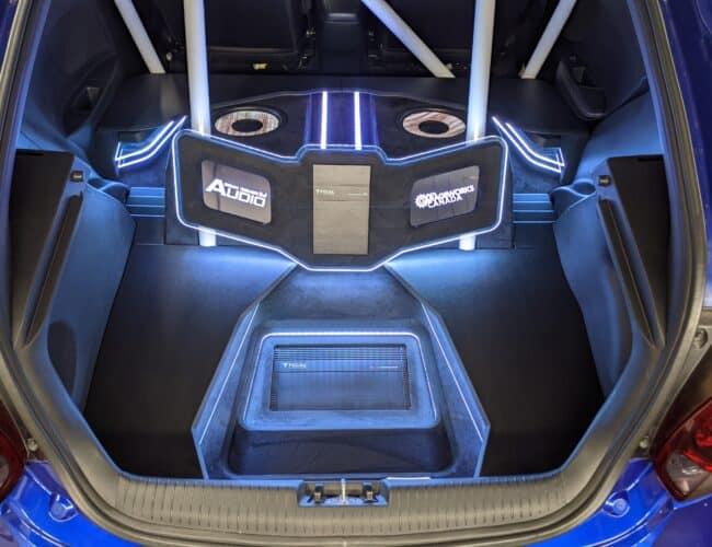 Brian Reimer Audio | 2013 Hyundai Veloster w/Dimension