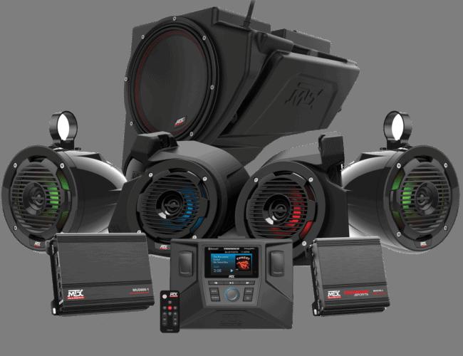 MTX | POLARIS RZR AUDIO SYSTEM