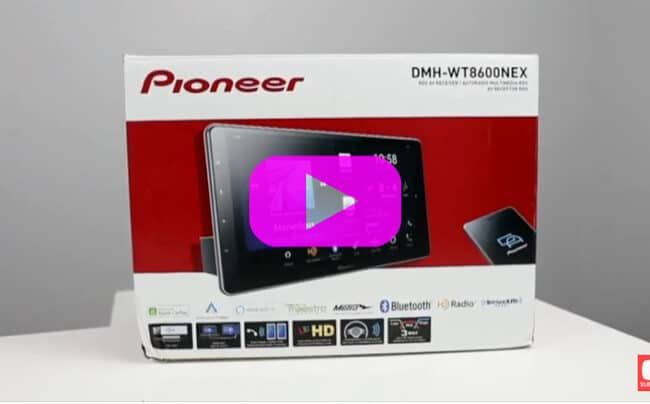 Pioneer DMH-WT8600NEX | Full review and Tutorial