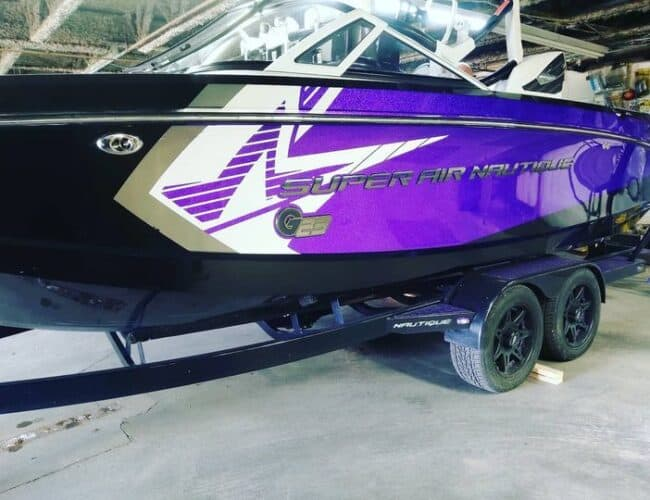 Audio Concepts | Rockford Fosgate and Wetsounds Super Air Nautique Boat