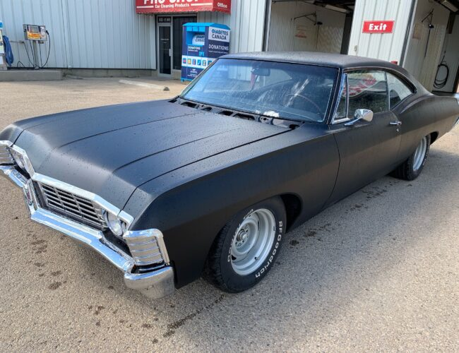 Audio Video Unlimited | 1967 chevy impala