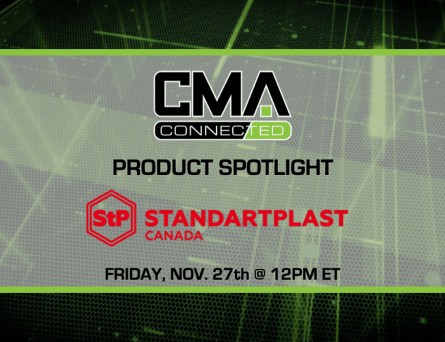 CMA CONNECTED | STP CANADA