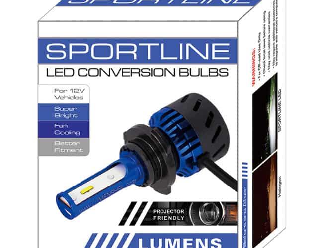 Product Spotlight | Lumens HPL Sportline LED Bulbs with Drivers