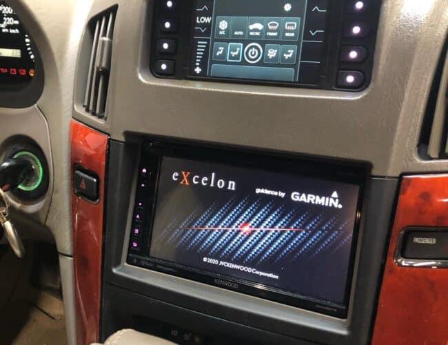 Milton Car Audio Plus Home | 2002 Lexus RX300