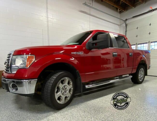 Certified Autosound & Security | 2010 Ford F-150
