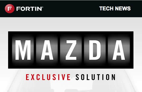 Fortin Bypass | Mazda Exclusive Solution