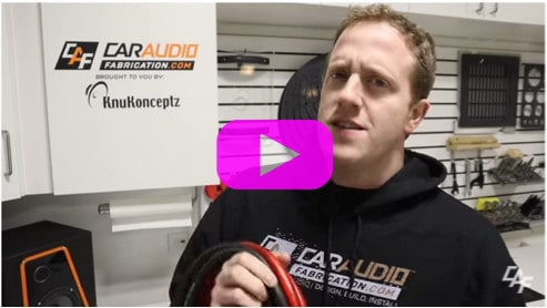 How to: Wiring for Car Audio System – Power, Ground, Signal & More EXPLAINED