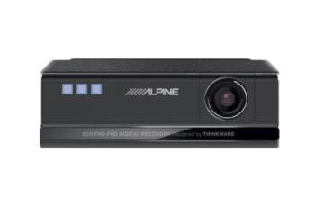 Alpine Unveils Two New Dash Cameras