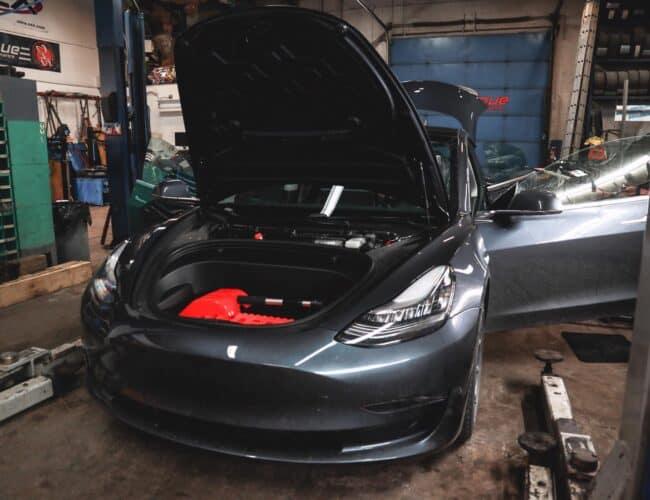 Dynamique Auto Son – Performance   2020 Tesla Model 3