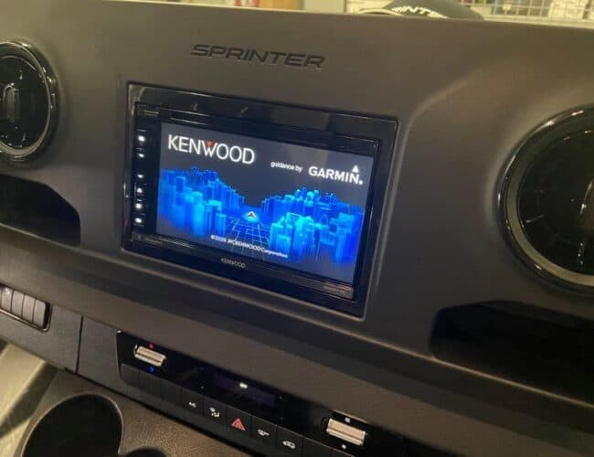 Sudbury Car Audio | 2020 Mercedes Sprinter 2500